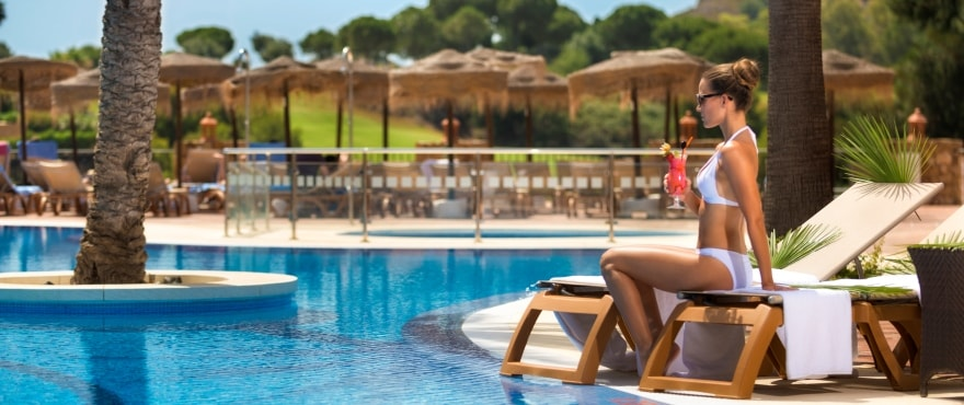 La Cala Golf Resort, MIjas, Swimming pool