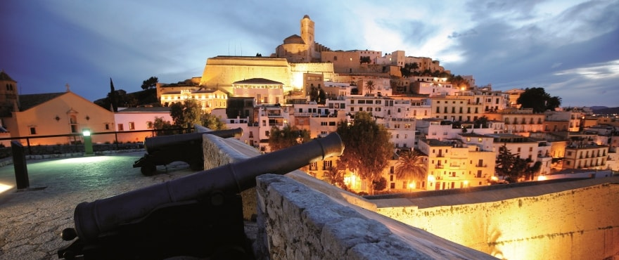Enjoy Ibiza and Dalt Vila center !